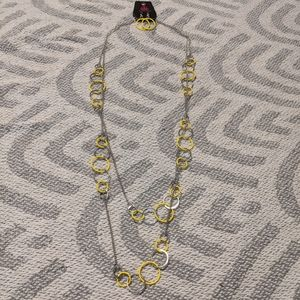New necklace and earrings set